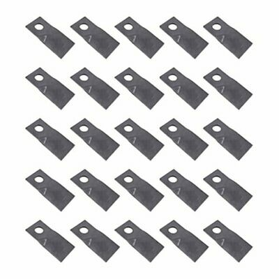 Blade Disc Mower Right Hand Pack Of 25 John Deere 535 630 955 925 915 530 730