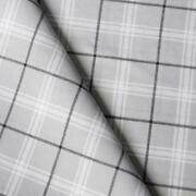 Plaid Twin Sheet Set