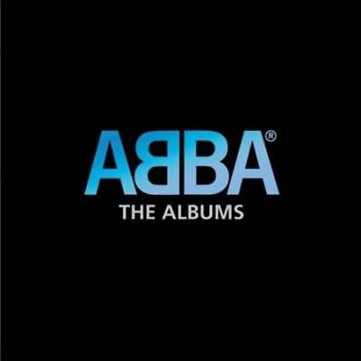 ABBA - THE ALBUMS NEW CD