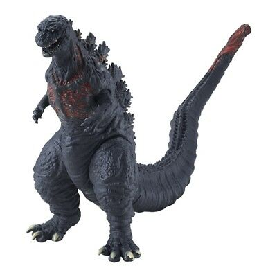 "Bandai Movie Monster Series Godzilla 2016 Shin Godzilla 6"" vinyl figure"