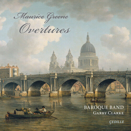 Greene / Clarke / Baroque Band - Ovtrs [New CD]