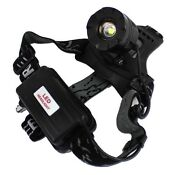 LED Head Lamp Flashlight Light