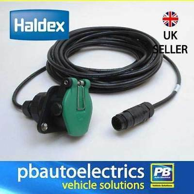 Haldex Loom Cable & Socket for power ISO 7638 ABS MODULAR - 364362001