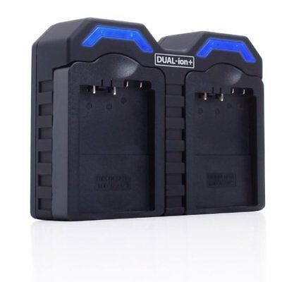 DUAL-ion+ ReVIVE Series LP-E6 Camera Battery Charger
