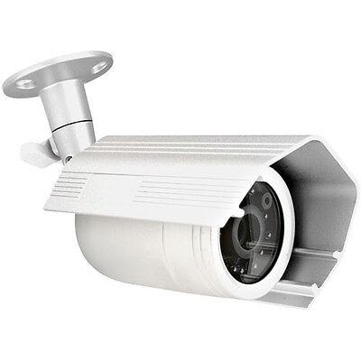 ARM ELECTRONIC C380BCIR Color IR Bullet Day/Night Camera 12VDC 30' IR -