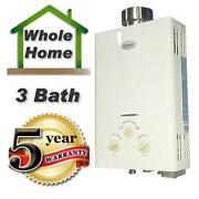 On Demand Water Heater Propane