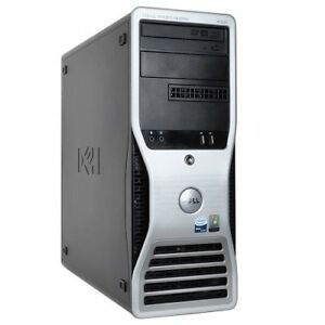 Dell Workstation DELL PRECISION 490