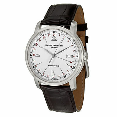 NEW Baume and Mercier Classima Executives Men's Automatic Watch MOA08462 08462