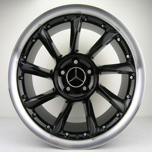 Clk 430 wheels ebay for Mercedes benz custom rims