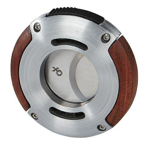 Xikar XO Circle Cigar Cutter | Redwood