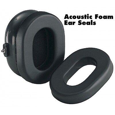 Avcomm Aviation Headset Foam Ear Seal David Clark SkyLite Pilot USA Replacement