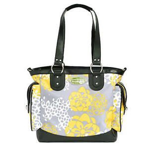 JJ Cole Norah Diaper bag ~ Brand New