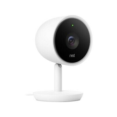 Nest Cam IQ HDR 12x digital zoom Security Camera, 1 Pack