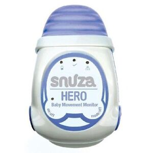 Snuza HERO - Baby Movement Monitor with receipt Kingsford Eastern Suburbs Preview