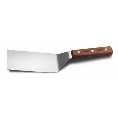 - Dexter-Russell 19680 Hamburger Turner - Wood Handle, 6