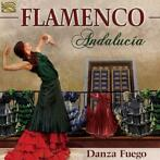 Flamenco Andalucia-Danza Fuego-CD
