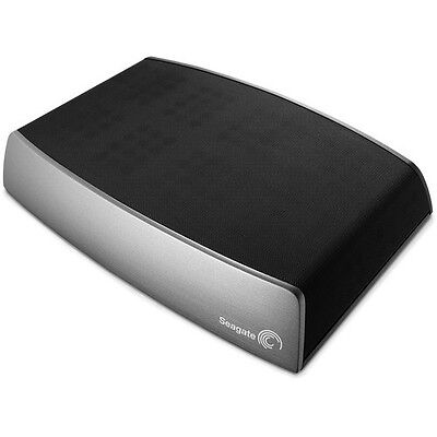 NEW! Seagate Central STCG2000100 2TB Home Network Storage System - Black