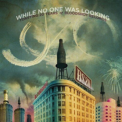 Various Artists - While No One Was Looking: Toasting 20 Years / Various [New CD]