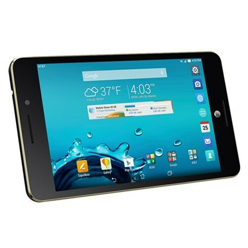 Asus MeMO Pad 7 inch Wi-FI+ 4G LTE 16GB Tablet AT&T   NEW