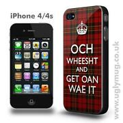 iPhone 4 Case Scotland