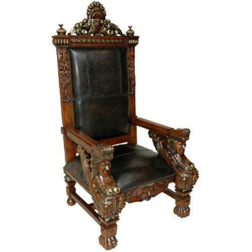 King Chair eBay : 3 from www.ebay.com size 500 x 500 jpeg 22kB