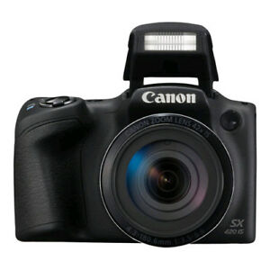 Canon PowerShot SX420 IS WiFi 20.0MP 42x Zoom Digital Camera