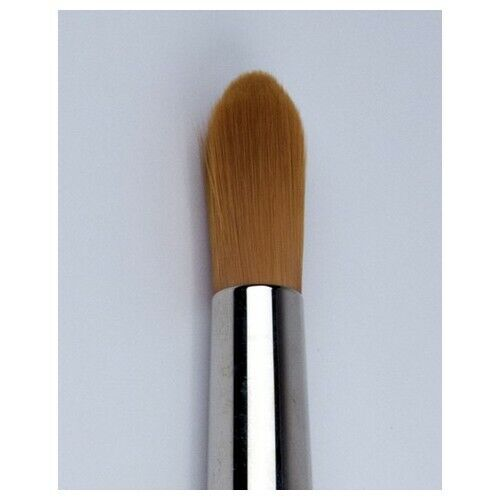 SILVER BRUSH LIMITED 820040 SILVER JUMBO GOLDEN SYNTHETIC ROUND 40