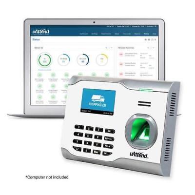 Uattend Bn5500 Wifi Biometric Fingerprint Time Clock No Tax