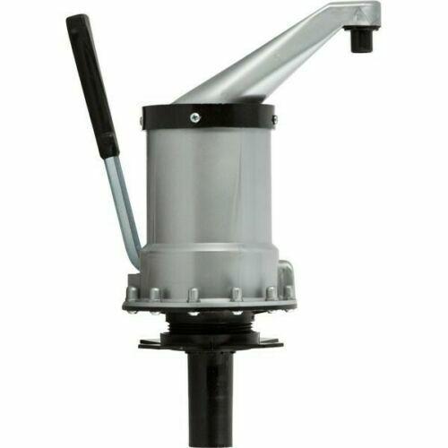 Rieke Polypropylene Lever Operated Drum Pump Model MR60-CPD 10 oz/stroke