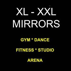 XL-XXL Framed MIRROR SETS - GYM STUDIO DANCE FITNESS Penrith Penrith Area Preview