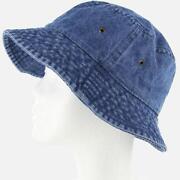 Mens Denim Hat