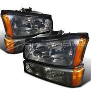 Silverado Smoked Headlights