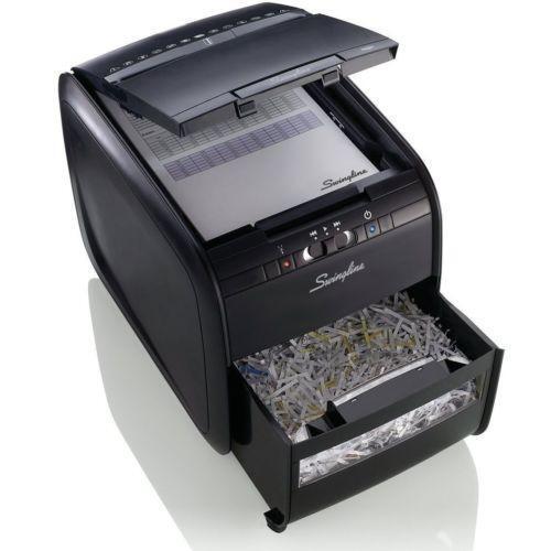 commercial paper shredders