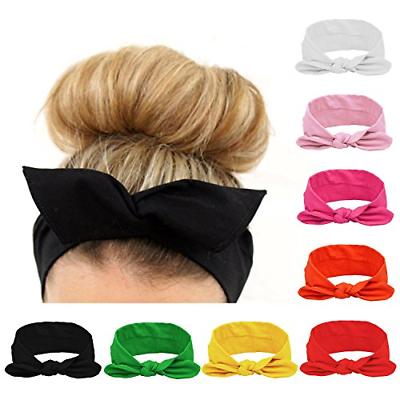 Habibee Women Headbands Turban Headwraps Hair Band Bows