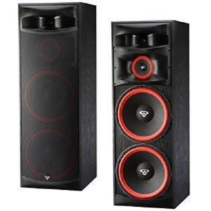 Cerwin vega speakers 15 ebay for 15 floor speakers