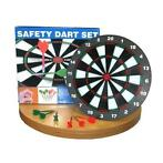 Kinder safety dartbord met 6 darts