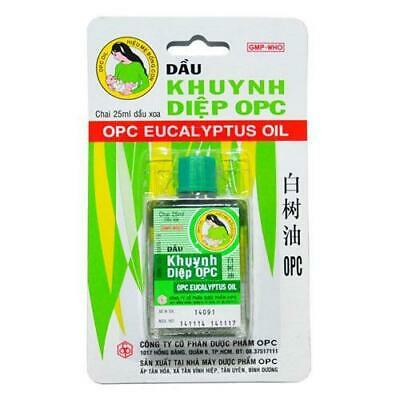 US  SELLER - OPC Eucalyptus Oil BABY MOTHER-Cold Flu-Runny nose Nasal congestion (Infants Cold Flu)