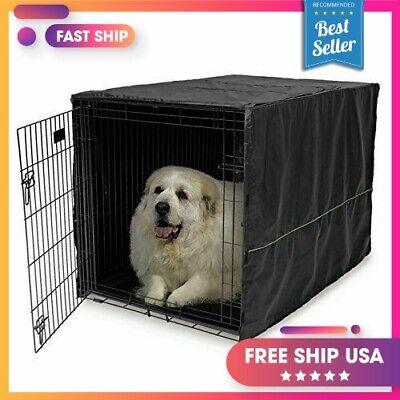 """Jaula para perros de raza gigante extra grande de 48 """" Jaula de alambre mascotas"""