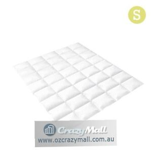Goose Feather Down Quilt Blanket with Cotton Cover All Sizes Melbourne CBD Melbourne City Preview
