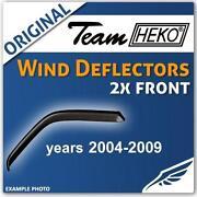 Vauxhall Astra Wind Deflectors