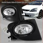 Honda Civic SI Fog Lights