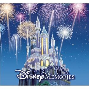 SandyLion Disney Memories Postbound Album 12