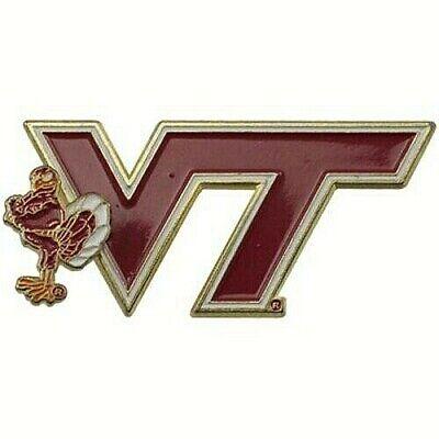 Virginia Tech Hokies Lapel Pins (Virginia Tech Hokies
