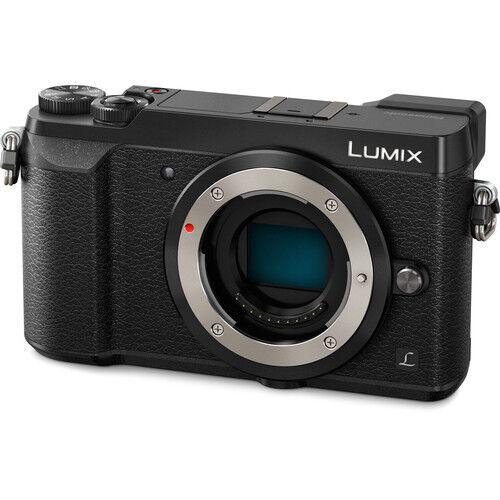 Panasonic Lumix DMC-GX85 Mirrorless Micro 4/3 Digital Camera