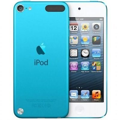 Ipod Touch - Apple iPod touch 5th Generation Blue (32GB)