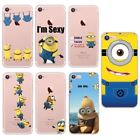 Despicable Me Mobile Phone Fitted Cases/Skins