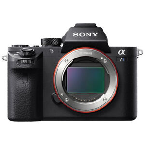 Sony a7S II Mirrorless Camera ILCE7S (Body Only Brand New Sealed