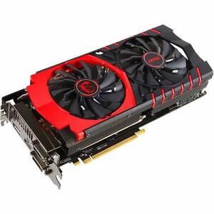 MSI AMD R9 390X Blackburn Whitehorse Area Preview