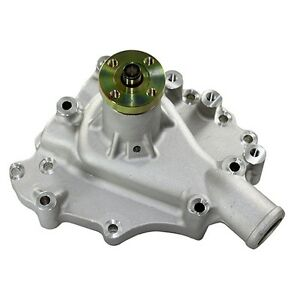 '70-up 351C Ford Satin High Flow Water Pump