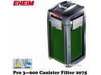 Eheim Professional Aquarium Fish Tank External Filter